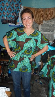 My 1st African-Style Outfits!