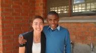 Visiting Emmanuel George –#2!